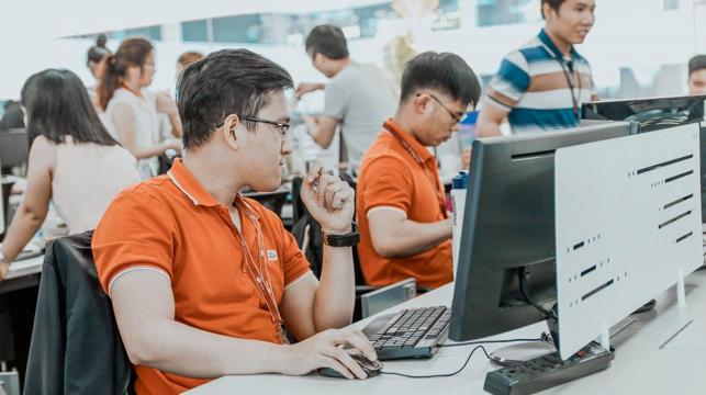 FPT Software đang đầu tư nguồn lực cho phát triển công nghệ hiện đại.