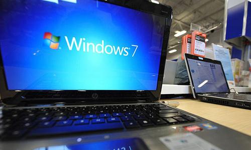 Microsoft dừng hỗ trợ hàng triệu máy tính chạy Windows 7