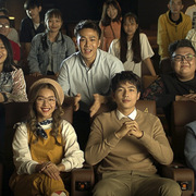 Bí mật của Gió: Khả Ngân dẫn 'bạn trai ma' đi xem phim và cái kết