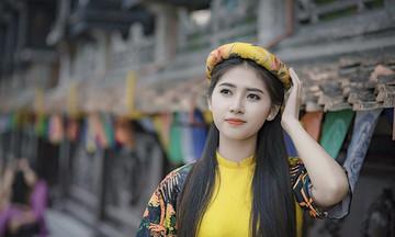Nữ sinh ĐH FPT vào chung kết Hoa khôi sinh viên Việt Nam 2020