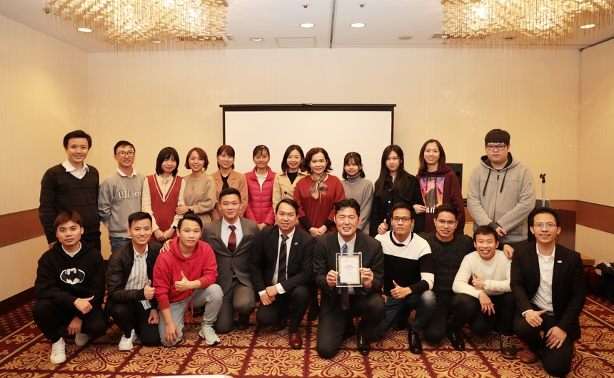 Trưởng văn phòng đại diện FPT Sapporo Tsujimoto Hiroshi cho biết, năm 2020, FPT Sapporo đặt mục tiêu tăng trưởng nhân sự gấp 3 lần. Chi nhánh cũng mong muốn công ty hỗ trợ về đội ngũ sales, DPS Center (Digital Processing Service), Call center.