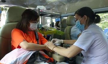 Người FPT rủ nhau hiến máu mùa dịch