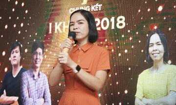 Nhà vô địch iKhiến mùa 2: 'OKR giúp hiểu nhân viên trong đội'