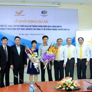 FPT IS FPS nhận thưởng với mốc quan trọng dự án VNPOST