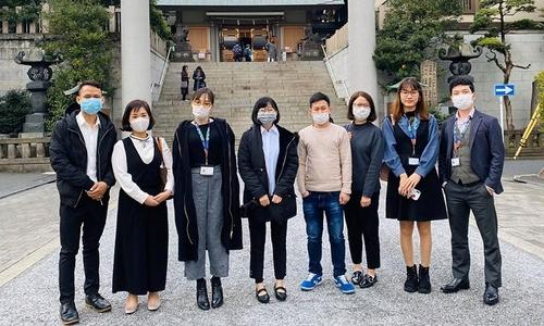FPT Japan ứng phó với dịch Covid-19