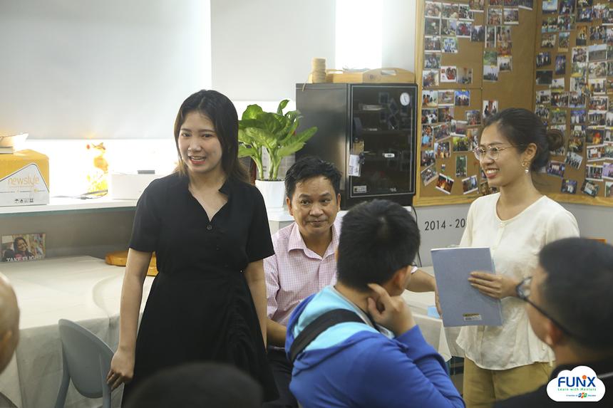 Bạn Hoàng Thu Hà hiện đã hoàn thành toàn bộ các chứng chỉ và đang trong quá trình chuẩn bị bảo vệ đồ án tốt nghiệp chia sẻ kinh nghiệm học tập với các xTer mới.