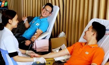Nhà F Đà Nẵng hướng đến 400 đơn vị máu trong Ngày Vì cộng đồng
