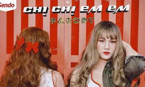 Mừng 8/3, Sen Đỏ tung MV parody 'Chị chị em em'