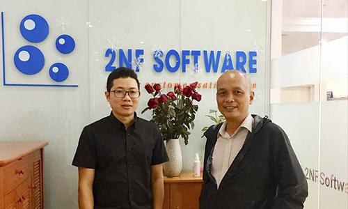 FUNiX hợp tác 2NF Software phát triển nhân sự IT