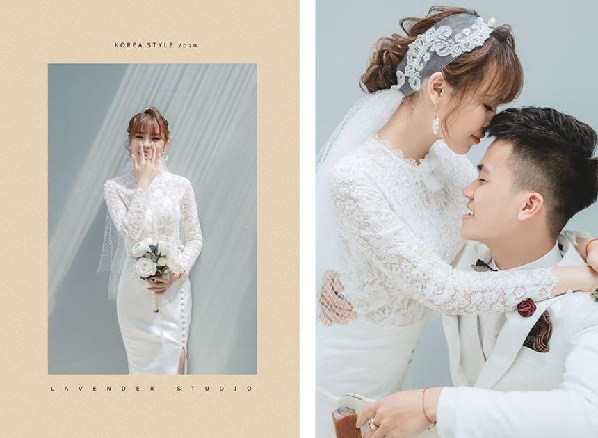 Nhân vật chính là cặp đôi Hán Quỳnh Anh (sinh năm 2000, quê Phú Thọ) và bạn trai Nguyễn Hữu Công (sinh năm 1999, quê Hưng Yên). Cả hai đều học khoa Thiết kế đồ họa, Cao đẳng FPT Polytechnic Hà Nội.