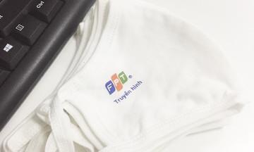 Truyền hình FPT tặng 20.000 khẩu trang cho khách hàng và salesman