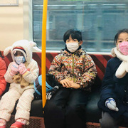 Người F ở Nhật dạy con tự lập qua thời dịch
