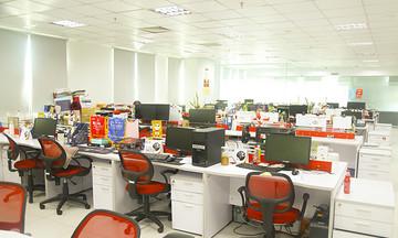 Phòng chống Covid-19, Sen Đỏ cho 100% nhân viên làm việc tại nhà