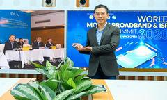 FPT Telecom giành giải 'Chăm sóc khách hàng băng thông rộng cố định'