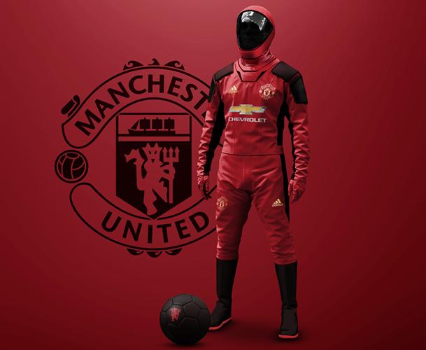 Và đây là Manchester United