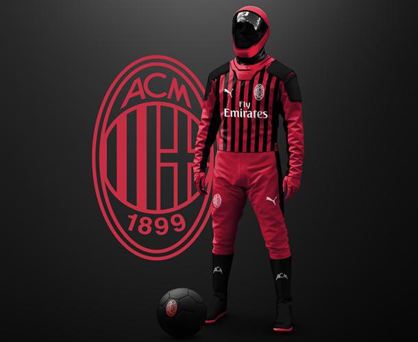 Còn đây là AC Milan