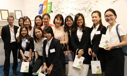 FPT gia nhập Liên đoàn các tổ chức kinh tế Nhật