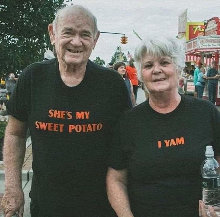 Tình yêu không quan trọng tuổi tác.