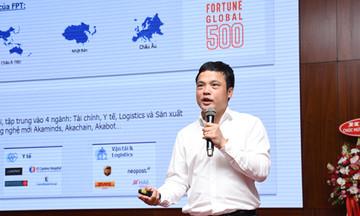 CEO Nguyễn Văn Khoa: 'FPT hướng tới làm việc từ xa 80% thời gian'
