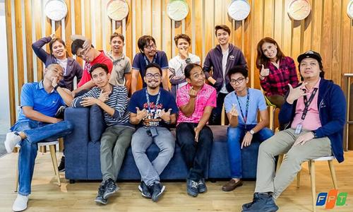 FPT Software Philippines góp tiền ủng hộ tuyến đầu chống Covid-19