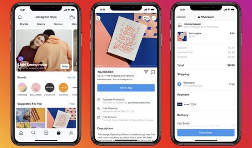 Facebook tung công cụ bán hàng trực tuyến