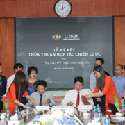 FPT hợp tác chuyển đổi số với Ngân hàng Quốc dân và Gami