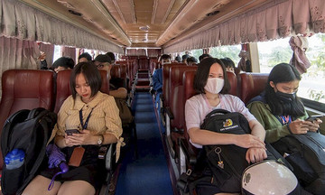 ĐH FPT vận hành xe bus miễn phí phục vụ sinh viên