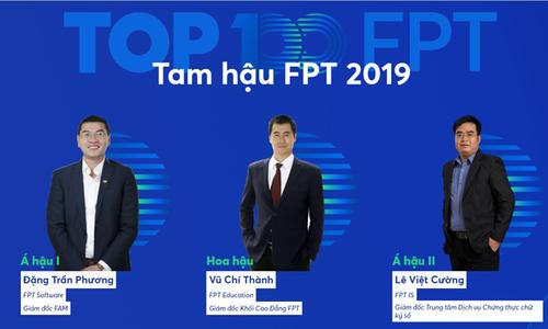 Ra mắt chuyên trang Top 100 FPT 2019