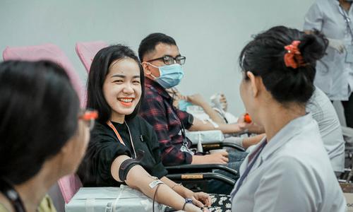 Sau dịch, người FPT Software phía Nam hiến 252 đơn vị máu