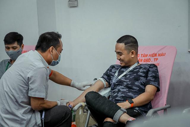 Ngày hội hiến máu nhân đạo thường xuyên được FPT tổ chức với mong muốn nâng cao tinh thần tương thân tương ái, góp phần chia sẻ khó khăn với những hoàn cảnh kém may mắn trong xã hội.