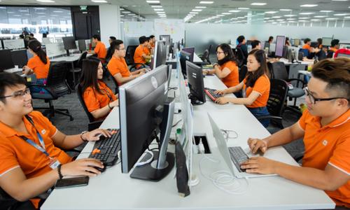 Nhu cầu tuyển dụng ngành IT tăng 4 lần trong 10 năm qua