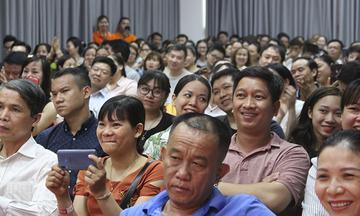 Hơn 500 phụ huynh, học sinh tham dự hội thảo Phổ thông Cao Đẳng
