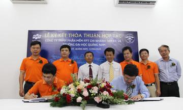 Nhà Phần mềm hợp tác đào tạo với Đại học Quảng Nam