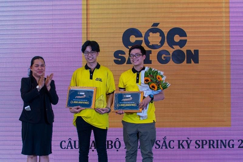 Ở hạng mục tập thể hoạt động phong trào xuất sắc câu lạc bộ truyền thông Cóc Sài Gòn đã xuất sắc trở thành câu lạc bộ xuất sắc trong hai kỳ liên tiếp, nối dài chuỗi chiến thắng lên con số 8 kỳ liên tiếp. Với thành tích này, những chú cóc vàng đã chính thức phá vỡ kỷ lục về số kỳ liên tiếp đạt danh hiệu này của cộng đồng sinh viên tình nguyện Sitigroup, chính thức trở thành câu lạc bộ giàu truyền thống nhất ĐH FPT campus HCM.