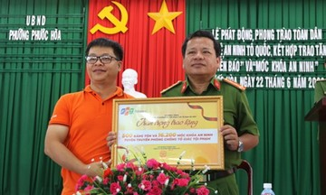 FPT Telecom Khánh Hòa chung tay Công an Nha Trang đẩy lùi tội phạm