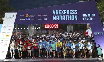 VnExpress Marathon Quy Nhơn tăng 35% đội ngũ y tế