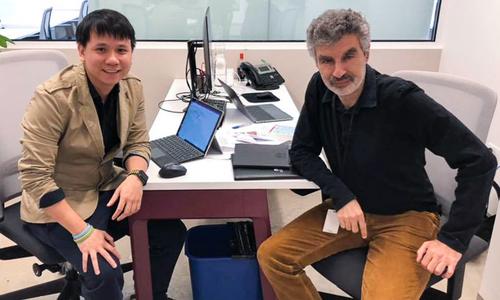 Nguyễn Xuân Phong và khát vọng AI Việt