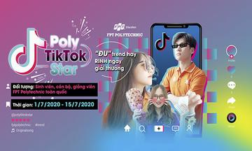 Chơi Poly Tiktok Star nhận giải thưởng 2 triệu đồng