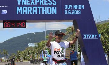 Người FPT nhận ưu đãi 30% giá vé VnExpress Marathon