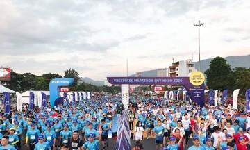Runner nhà F phá kỷ lục bản thân, chinh phục cung đường Quy Nhơn