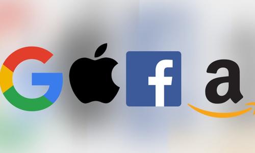 Google lần đầu giảm doanh thu, Amazon, Apple và Facebook lãi lớn