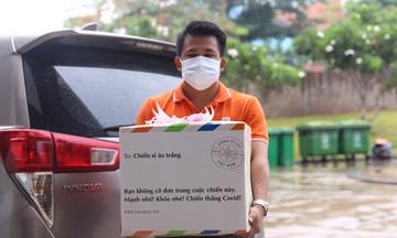FPT tiếp sức kịp thời cho đội ngũ y tế tại Đà Nẵng