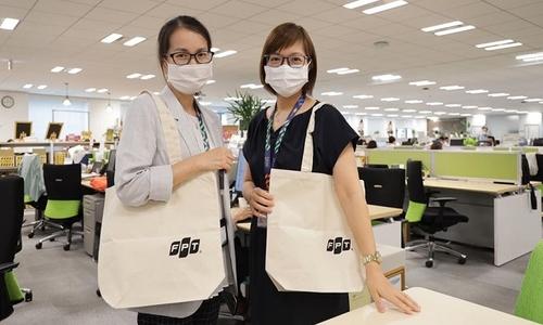 FPT Japan tham gia chuỗi chương trình bảo vệ môi trường