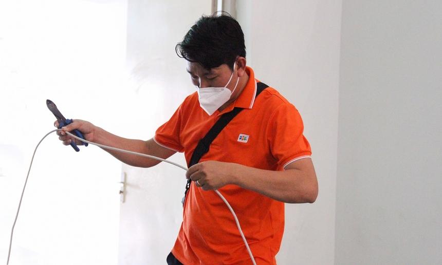 Đây là một trong những nỗ lực của FPT nhằm hỗ trợ ngành y tế TP Đà Nẵng trong công tác phòng, chống dịch Covid-19. Việc đảm bảo thông tin liên lạc tại Bệnh viện dã chiến là điều rất cần thiết, góp phần nâng cao công tác tiếp nhận, theo dõi, điều trị… và các hoạt động khác tại bệnh viện.