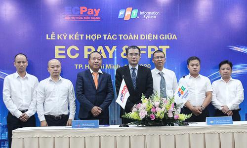 FPT IS xây dựng hệ thống công nghệ thông tin cho EC PAY