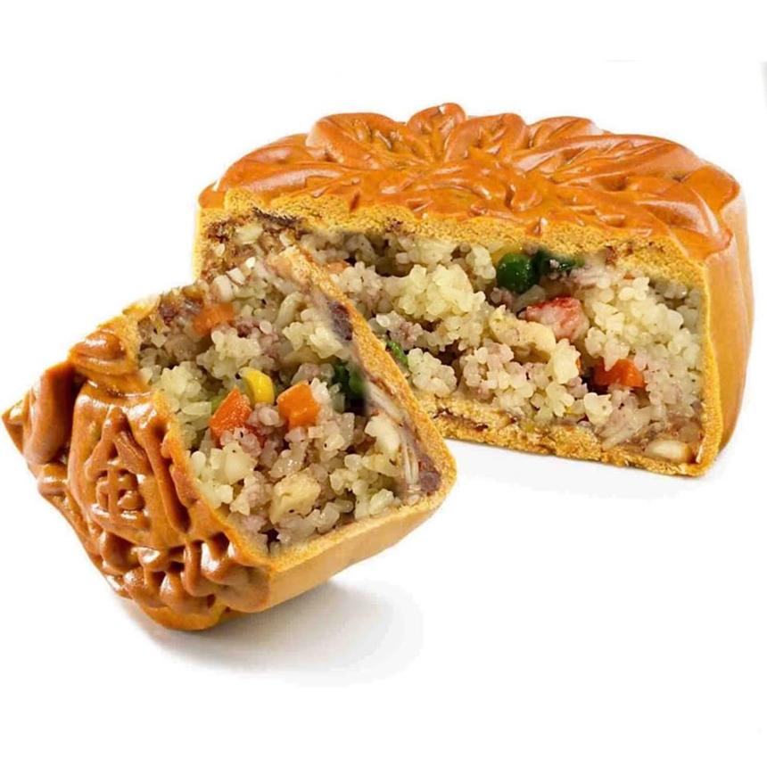 Loại bánh phù hợp cho những ai yêu thích cơm chiên Dương Châu.