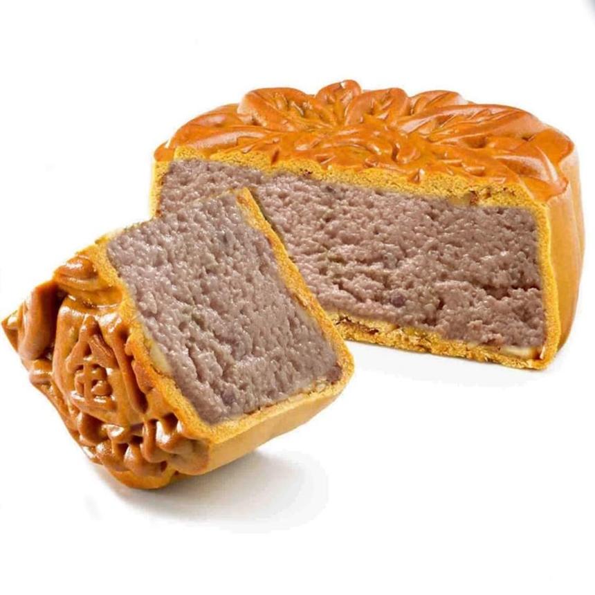 Có bánh mì pate thì tại sao lại không thể có bánh trung thu pate.