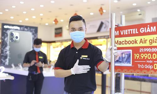 FPT Shop giảm giá đến 35% cho khách mua online
