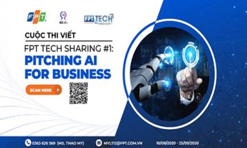 Ban Công nghệ phát động cuộc thi viết FPT Tech Sharing