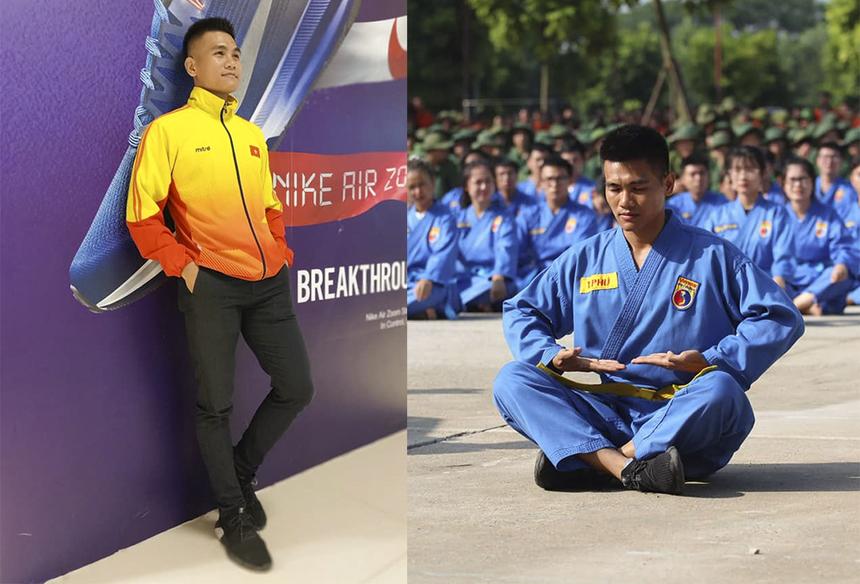 Thầy Phú đã thành lập hai CLB: Trống hội - Múa Lân Sư rồng và Muay Thái, luyện tập thường xuyên vào thứ 3-5 với số lượng sinh viên tham gia giao động 50-70 bạn.